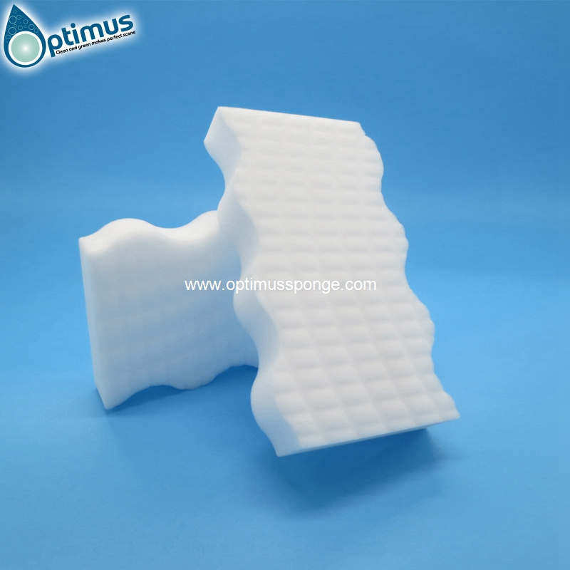 Customized MR cleaning melamine sponge magic eraser sponge