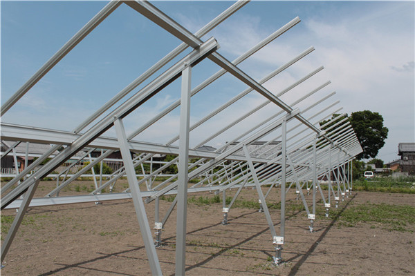 High quality solar module racking system / hot sale solar mounting systems