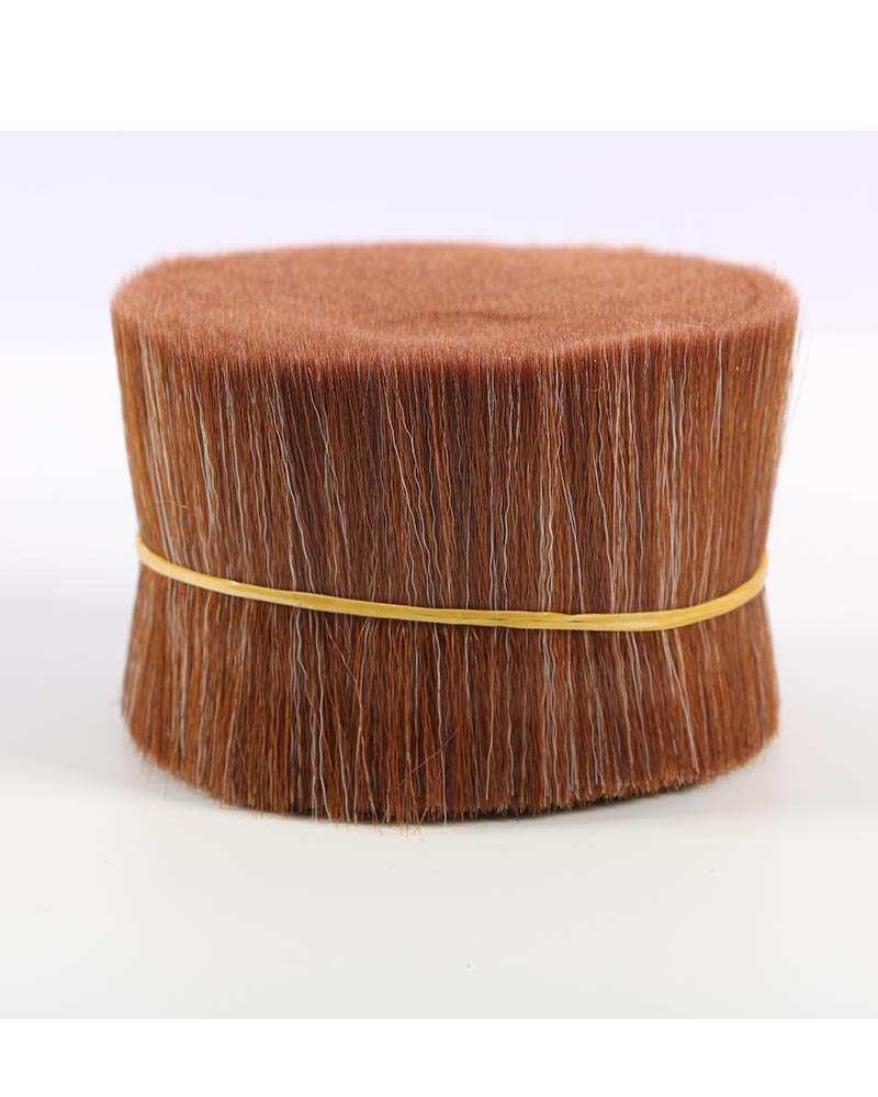 ARTIFICIAL WOOL FOR BRUSH,Wool Fiber for Makeup Brush, Makeup Brush Filament, Imitation of animal hair