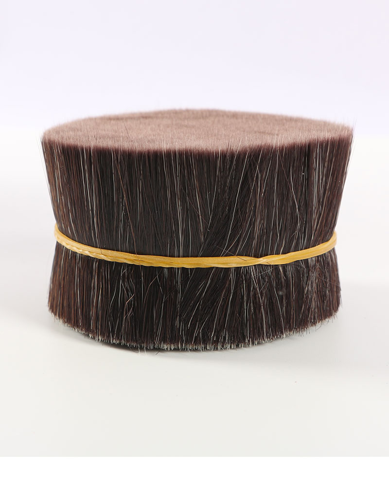 IMITATION OF ANIMAL HAIR,Seamless Ferrules Imitation of Animal Hair, Imitation of Animal Hair,filament for makeup