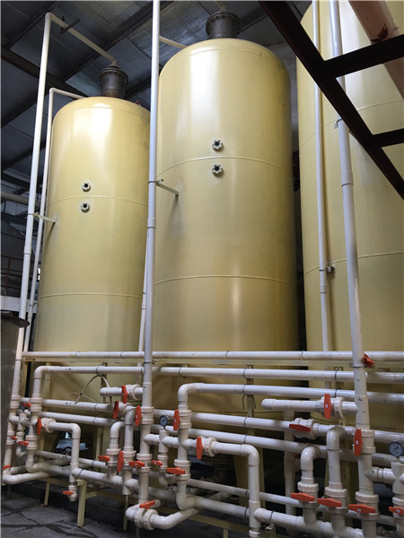 bone/skin/fish gelatin resin ion-exchange plant gelatin processing equipment