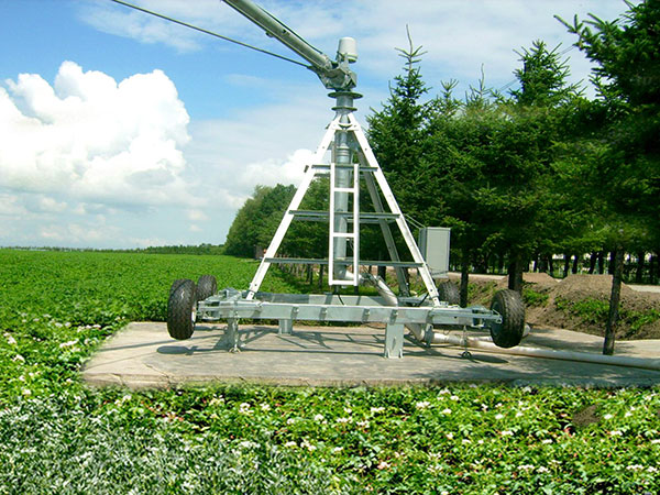 Drag Type Irrigation Machines