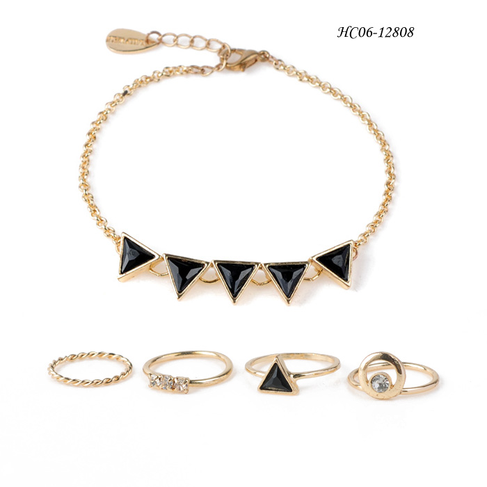Chain HC06-12808  Metal alloy bracelets,Stainless steel bracelets,Chain