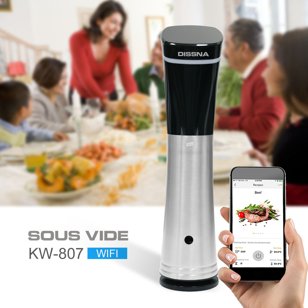 Home Appliances Makinesi Sous Vide Precise Cooker With All Accessories From China