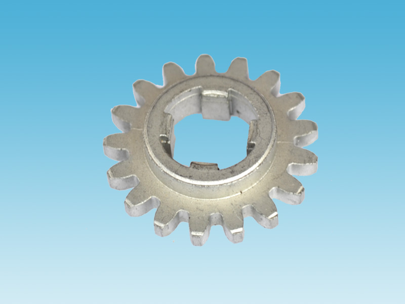 powder metallurgy customize  tension wheel core shaft OEM