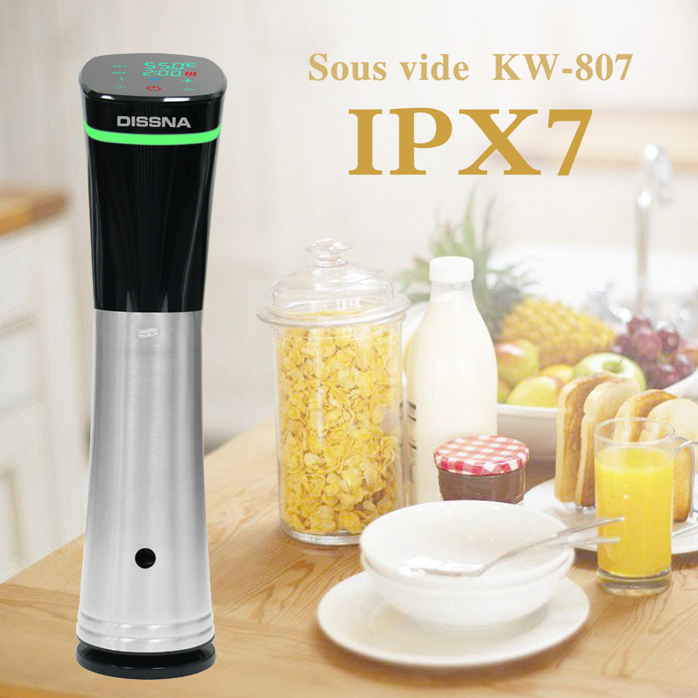 New Innovative Products Good Reputation Professional Immersion Circulator Sous Vide Cooker With Wifi