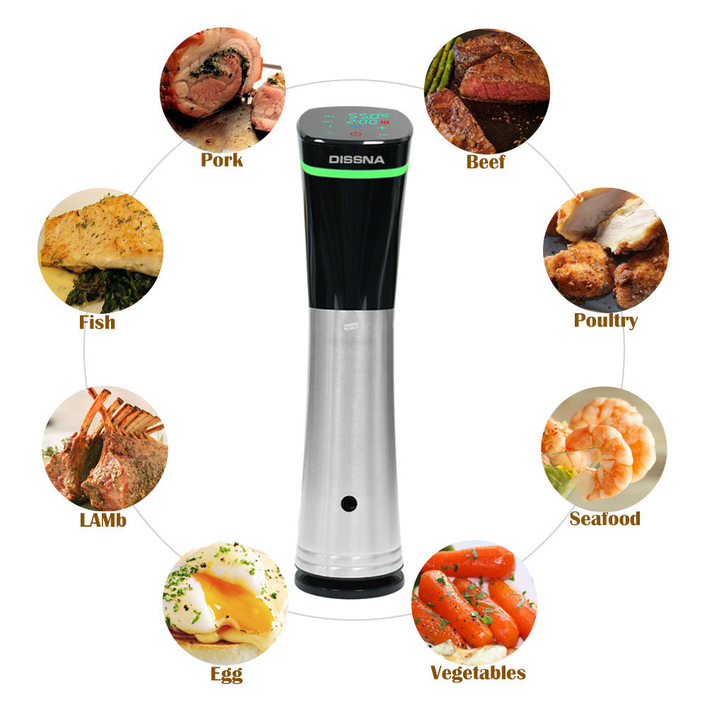 Home Appliances Makinesi Sous Vide Kit With All Accessories From China