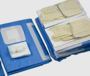 Disposable Hernia Surgical Pack
