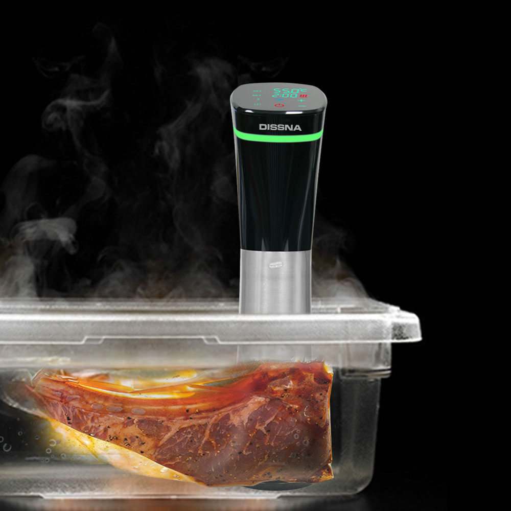 Home Electric Sous Vide Vacuum Sealer 1100W Sous Vide Slow Cooker With Heating Element Sous Vide