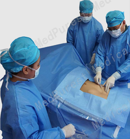 Disposable Chest Surgical Pack