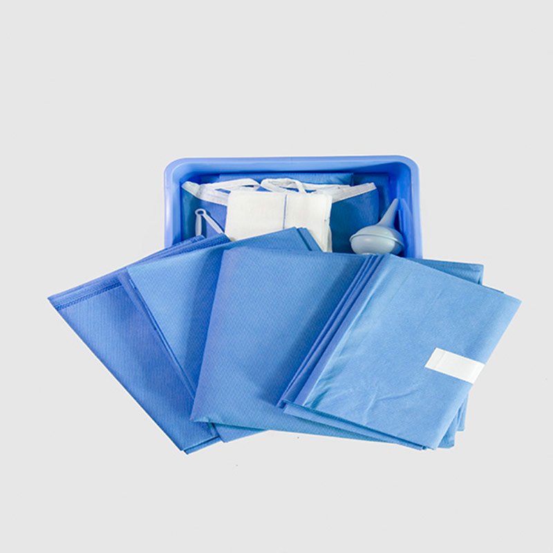 Disposable Laparotomy Surgical Pack