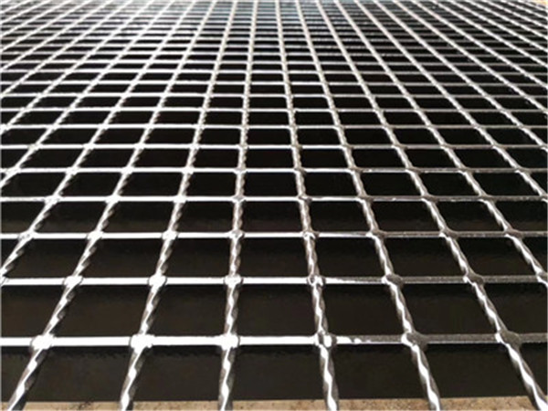A36 material ASTM123 standard hot dip galvanized steel grating