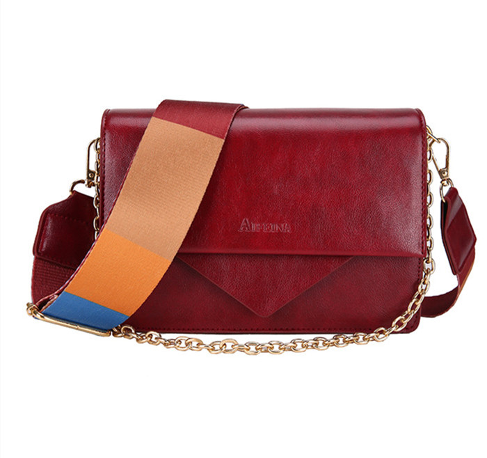 PU fashion crossbody satchel bags