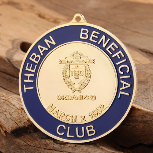 Custom Made Medals | TBC Custom Medals