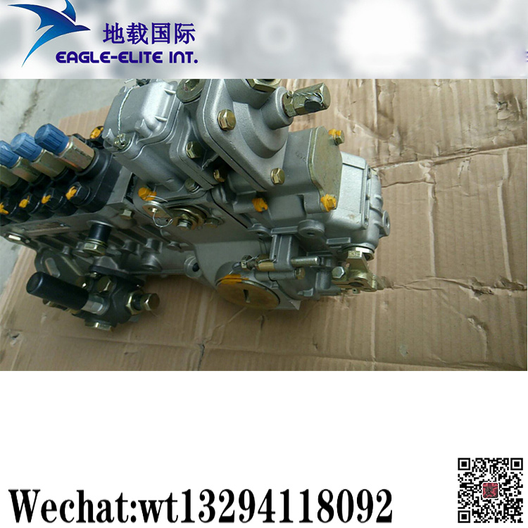 XCMG 25 tons mobile crane QY25K fuel injection pump accessories