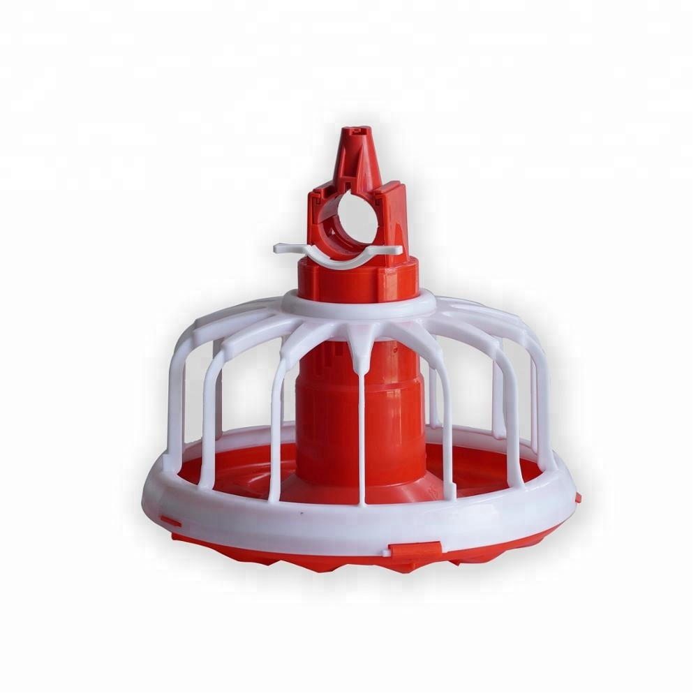 Wholesale Chick Farm House Manual Plastic Poultry Feeder