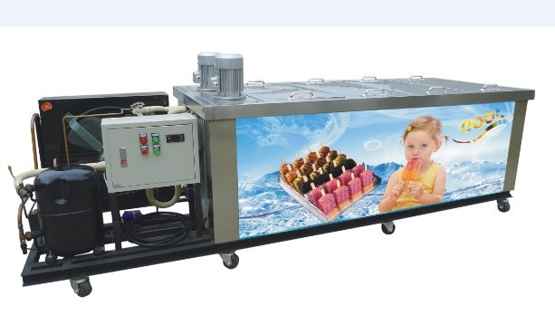 BPZ-12 mold Commercial use of Supeediness Popsicle Machine