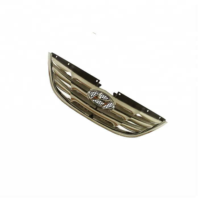 Quality Chinese product auto part car grille for HYUNDAI TUCSON 05-09 86350-2E000 86351-2E000