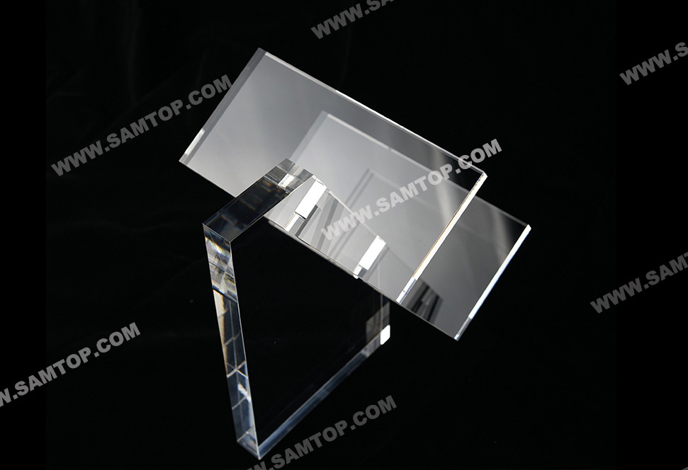 Eyeglass display stand