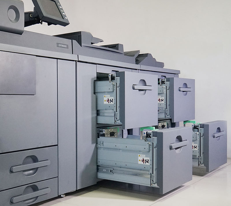 Digital Printer SEAP CP9000, digital color printing system, color offset printing machine, Digital Printer