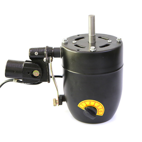 China low noise  cheap powerful motor large fan motor industrial fan motor