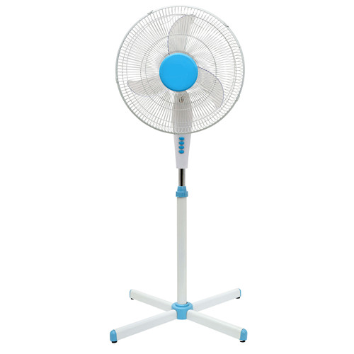 High quality Low price hot sale 16 stand fan with cross base