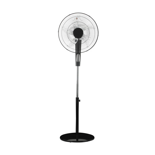 strong air volume fan 18stand fan with round base manufacture