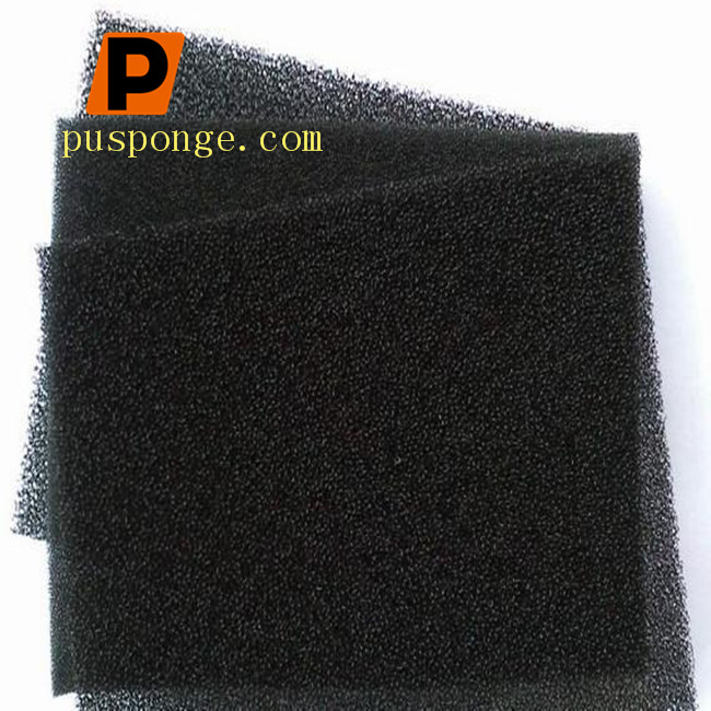 Granular activate  carbon foam