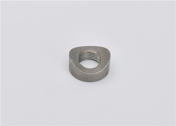 Stainless steel base for automobile exhaust pipe laser welding accessories