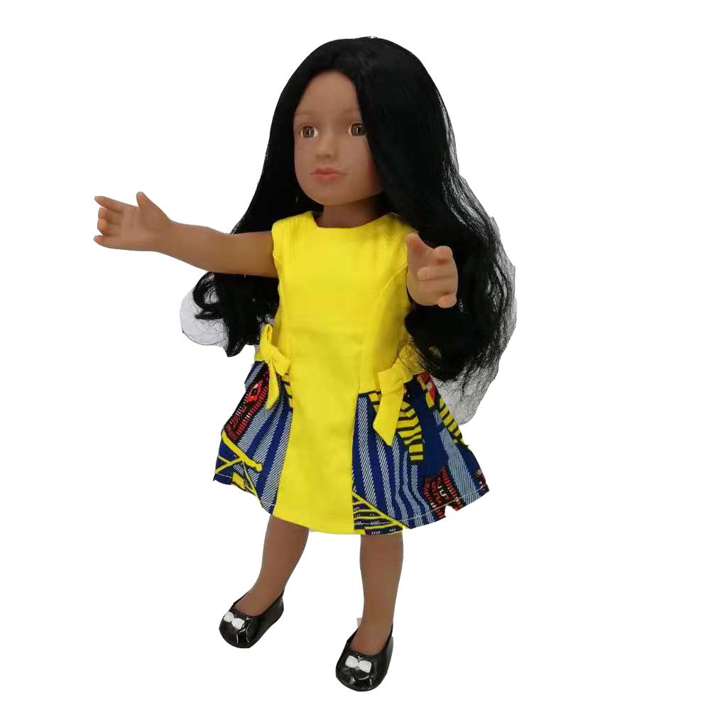 american 18 inch young girl doll