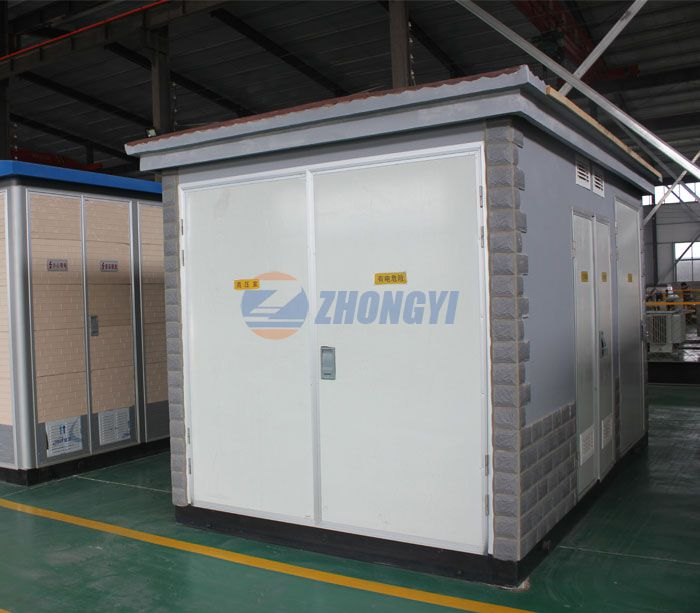 ZBW Type Prefabricated Substation,mobile transformer substation,distribution transformer substation,power substation transformer