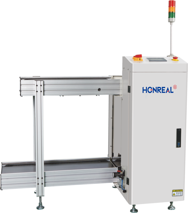 smt board handling equipment pcb loading machine electronic assembly conveyor smt pcb loader
