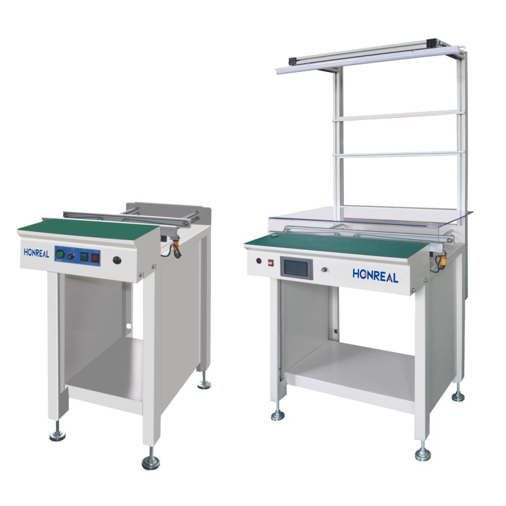 PCB Handling Equipment SMT Inspection Conveyors 0.5m 1.0m conveyor electronic assembly conveyor