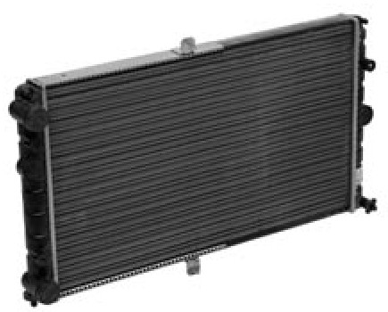 LADA Radiator For VAZ-2110 OE 2112-1301012