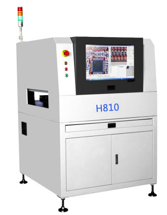High Precision SMT Online AOI, PCB Automated Optical Inspection Machine