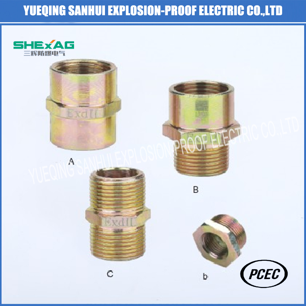 Hot sale  chemical industry  accessories  reducer union
