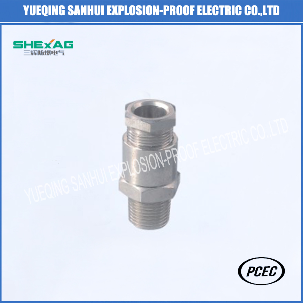 Manufacturer waterproof plastics  cable gland