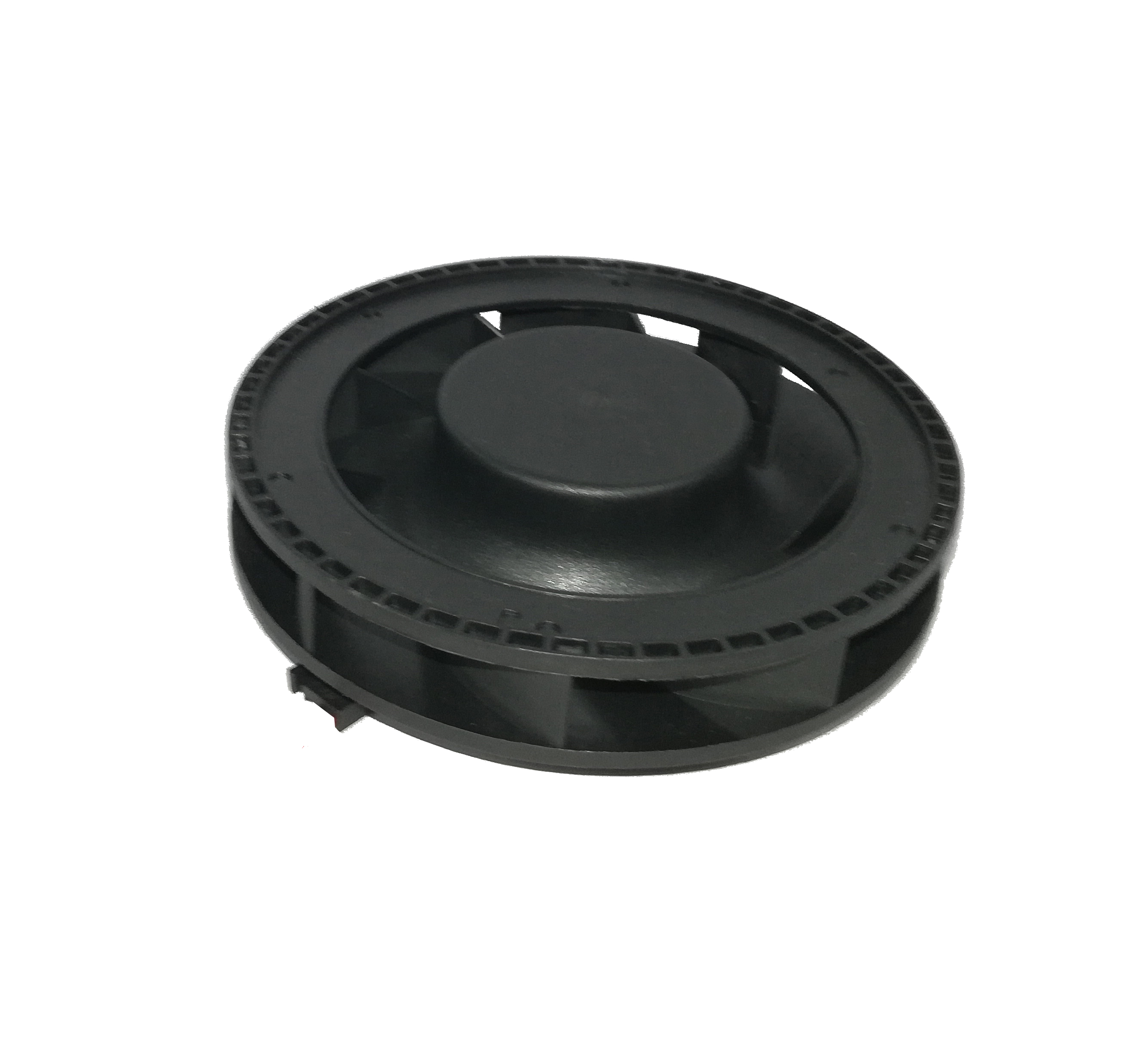 DC 100x100x25mm Brushless Disc Fan