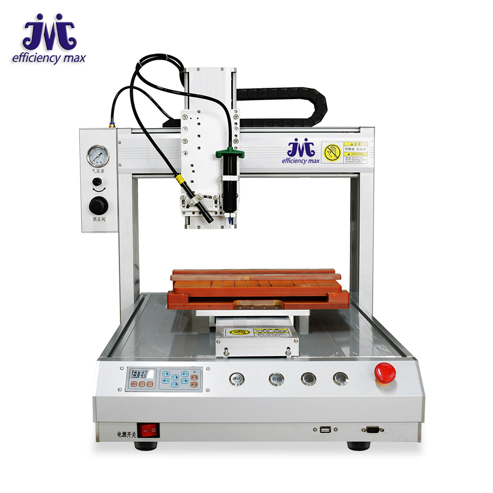 Desktop 3 Axis Automatic Glue Dispensing/ UV Ab Epoxy Dispensing Machine