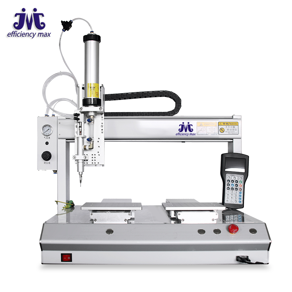 4 Axis Desktop Automatic Glue Dispensing Machine/Dispenser Robot