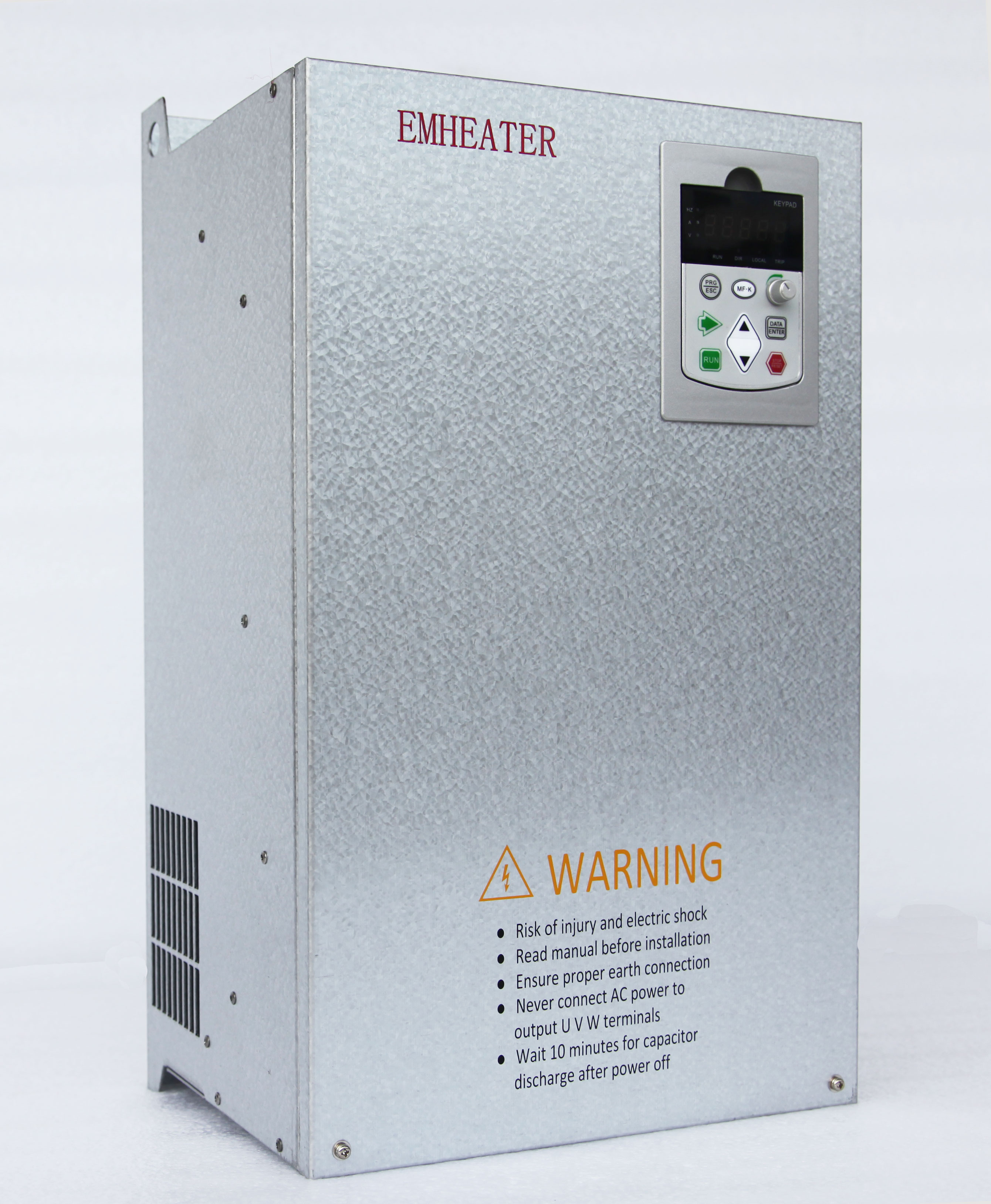 Emheater EM12-G3-090 90KW 380V variable frequency inverter pump type servo Motor Drive system wholesale price