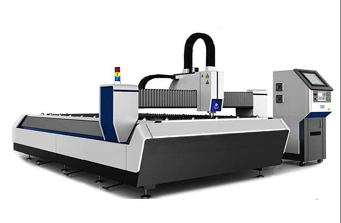 China Manufacturer CNC Fiber Laser Cutting Machine With Low Price