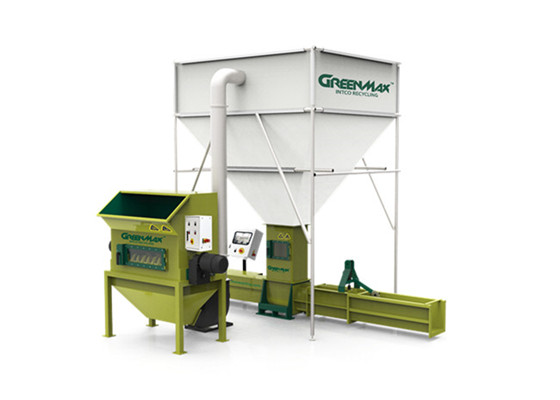 GREENMAX EPS COMPACTOR  MODEL APOLO-C300