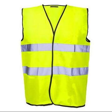 HV-001 High-visibility Reflective Vest for Industrial Safety