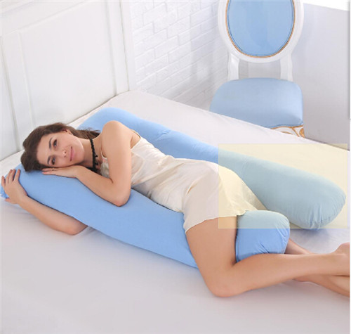 China washable Soft comfortable cotton pregnancy  maternity U-shaped Pillow wholesale