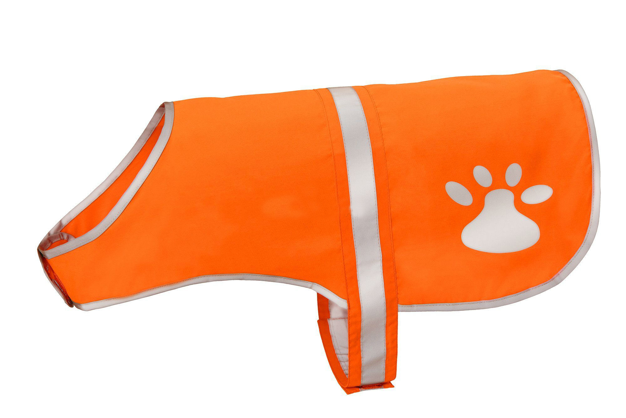 High Visibility Reflective Safety Vest For Dogs  (HV-105)