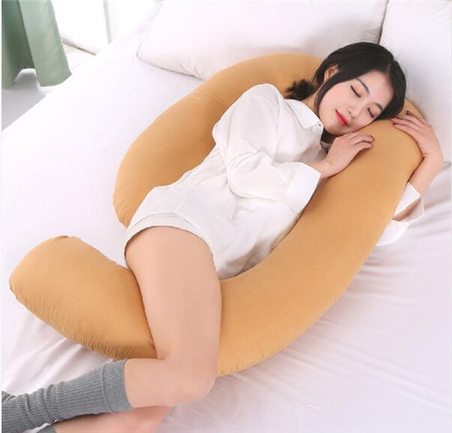 hot sale factory price cheap multi-functional Soft comfortable cotton maternity U-shaped Pillow