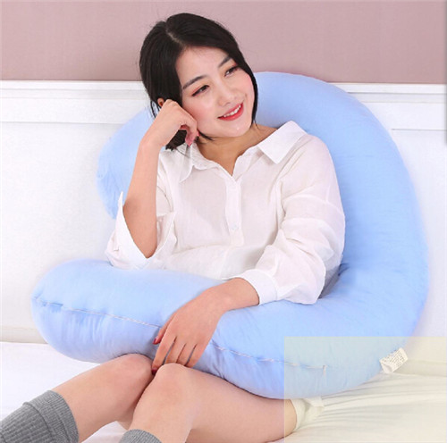 cheap new products multi-functional Soft comfortable cotton Latest Design maternity U-shaped Pillow wholesale