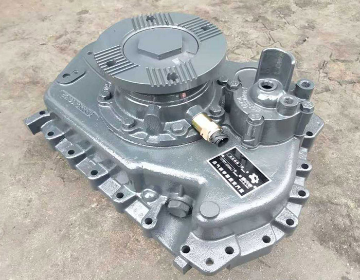 SECONDARY BOX ASSEMBLY, TRUCK GEARBOX PARTS, Secondary box
