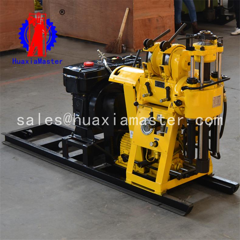 HZ-130Y hydraulic core drilling rig borehole drilling rig